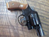 SMITH & WESSON MODEL 12 38 SPECIAL 2 INCH