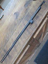 WINCHESTER SUPER X MODEL 1 30 INCH FULL CHOKE BARRELTRAP LIKE NEW