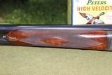 mainwaring 12 gauge box lock sxs shotgun. - 7 of 12