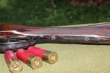mainwaring 12 gauge box lock sxs shotgun. - 8 of 12