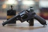 Glisenti Brescia Model 1897 11mm 6-shot revolver