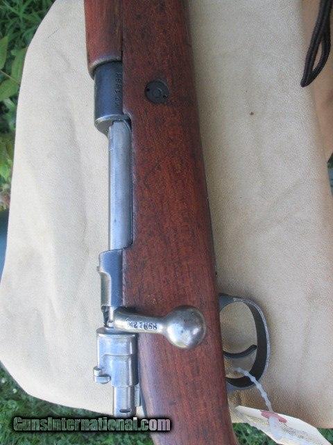 Yugoslavian Mauser M48