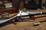 Model 1861 us percussion rifle - 5 of 17