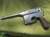 Mauser broomhandle 30 mauser - 5 of 12