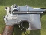 Mauser broomhandle 30 mauser - 1 of 12
