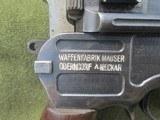 Mauser broomhandle 30 mauser - 9 of 12