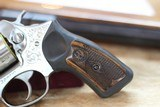 Factory Engraved Ruger SP101 Stainless - 8 of 8