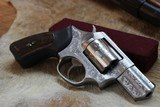 Factory Engraved Ruger SP101 Stainless - 3 of 8
