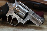 Factory Engraved Ruger SP101 Stainless - 5 of 8