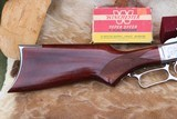 1873 Winchester, Uberti manufacture 357 Mag. - 9 of 14