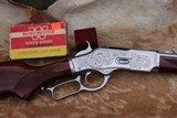 1873 Winchester, Uberti manufacture 357 Mag. - 10 of 14