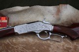 1873 Winchester, Uberti manufacture 357 Mag. - 5 of 14