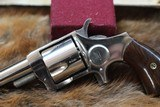 Bliss & Goodyear, Turn of the century .38 revolver - 4 of 7