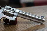 """Ruger GP100 6"""" Stainless Steel (As new condition)"""