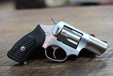 Ruger SP101. Stainless Steel .357 mag. - 3 of 8