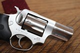 Ruger SP101. Stainless Steel .357 mag.