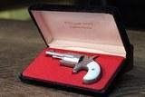 Freedom Arms .22 mini revolver - 1 of 5