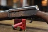 Remington Model 1112 Gauge Military Riot Shotgun