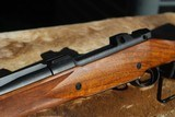 American Hunting Rifles (AHR) Custom CZ 550