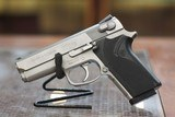 Smith & Wesson Model 3913 .9mm Parabellum Caliber