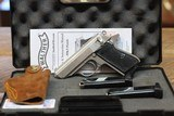 Walther PPK/S .380 ACP Caliber