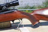 Schultz & Larsen Model 60 Sporter7x61 CaliberSharp & Hart - 9 of 11
