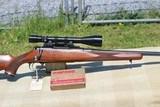 Schultz & Larsen Model 60 Sporter7x61 CaliberSharp & Hart - 3 of 11