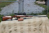 Schultz & Larsen Model 60 Sporter7x61 CaliberSharp & Hart - 1 of 11