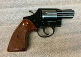 Colt Cobra 38 Special Double ActionRevolver