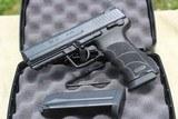 Heckler & Koch HK 45.45 ACP Semi Automatic Pistol