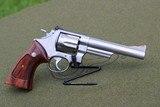 Smith & Wesson Model 629-3.44 Magnum Revolver