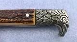 WW II German Police Dress Bayonet