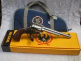 Ruger Vaquero Revolver, Stainless Steel, 7.5 - 2 of 3