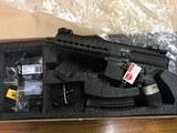 "SIG MPX Gen II 8"" Barrel KeyMod Handguard Pistol 9mm Caliber, NIB"