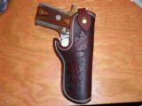 custom made leather - 1 of 2