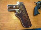 custom made leather - 2 of 2
