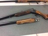 Custom.470 Nitrodouble rifle w/ 12 ga. Barrels - 2 of 4