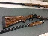 Custom.470 Nitrodouble rifle w/ 12 ga. Barrels - 4 of 4