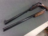 Custom.470 Nitrodouble rifle w/ 12 ga. Barrels - 3 of 4