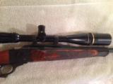 Custom Built Ruger #1 bu Tom Gillman - 1 of 12