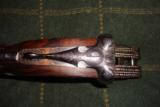 Cased 20 GA Grulla Armas Royal Grade Sidelock Ejector Shotgun Two Barrel Set - 5 of 12