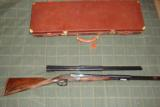 Cased 20 GA Grulla Armas Royal Grade Sidelock Ejector Shotgun Two Barrel Set - 11 of 12