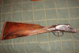 Cased 20 GA Grulla Armas Royal Grade Sidelock Ejector Shotgun Two Barrel Set - 3 of 12