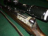 Mauser Model 66 Diplomat 8 X 68S 8X68S Bolt Rifle With Carl Zeiss Diavari Variable Scope