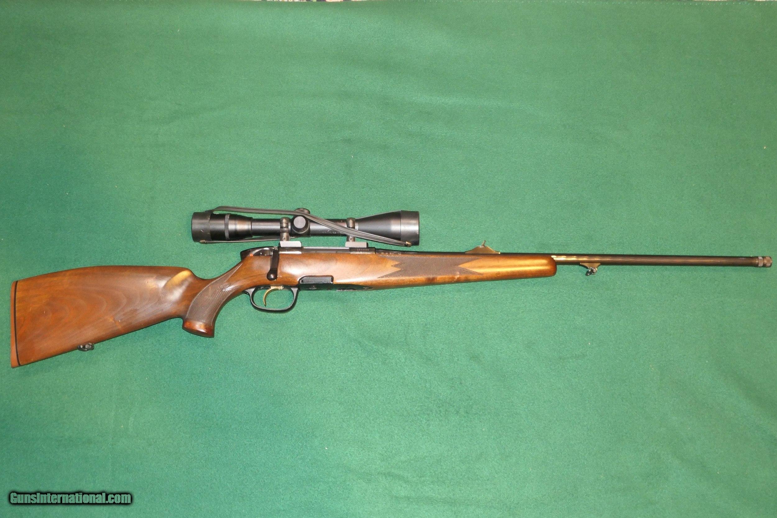 Steyr single set trigger