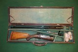 Westley Richards Takedown Mauser Bolt Action Rifle .318 Express Caliber With Case & Extra Bolt - 1 of 15