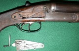 Holland & Holland .375 Flanged Magnum Nitro Express Sidelock Double Rifle H&H 375 Side Lock - 10 of 15