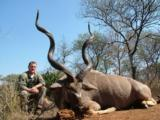 Kalahari Rifle package: 7 days all inclusive