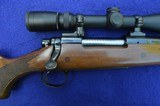 Remington Model 700 C Grade (Custom Shop) in 270 Win with Leopold VX-3 2.5-8x 36mm Scope