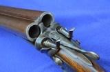 W. & C. Scott Round-Body Back-Action 12-Gauge, High Condition, Mfg. 1872 - 14 of 20